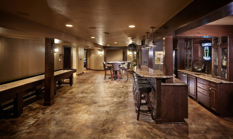 How To Stain Concrete Basement Floor. Concrete Acid Stain Companies The Best Option For A Great Look And For Your Health Concrete Restoration Systems