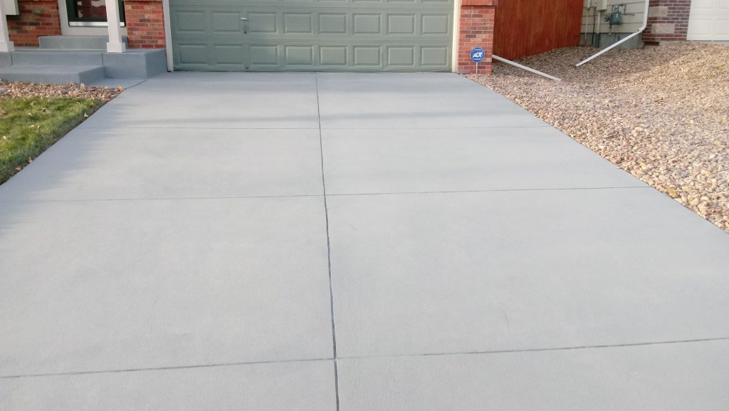 Quartz Decorative Driveway- After full