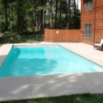 quartz pool deck - after