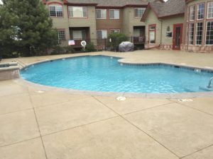 Plum Creek Pool - After